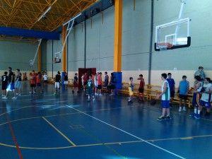 Día 03/09/2012 entrenamiento de Cadetes