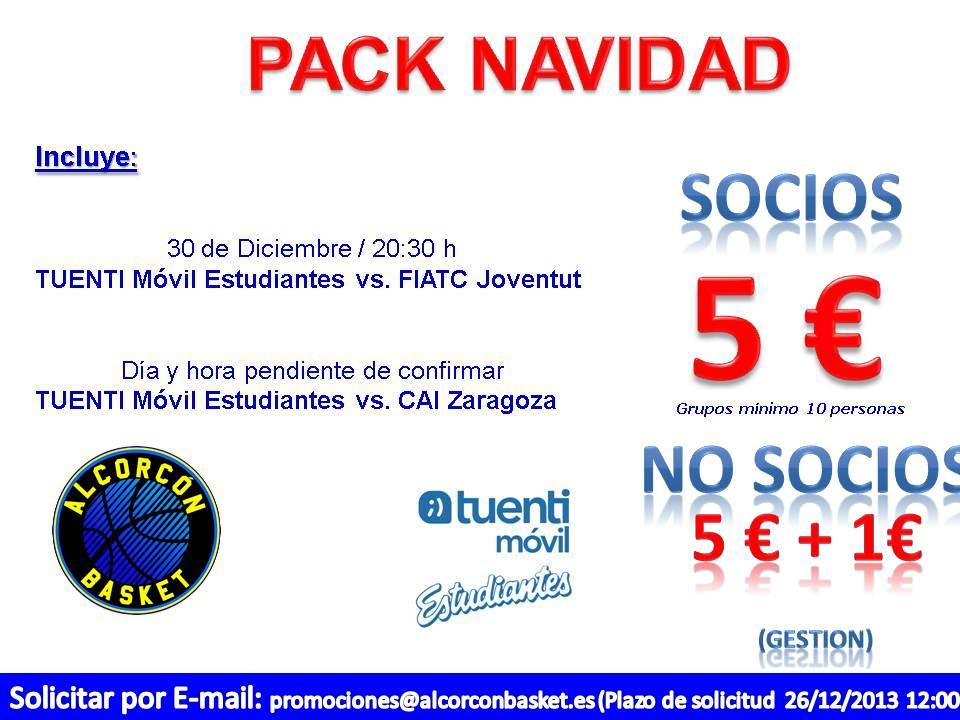 Pack Navidad