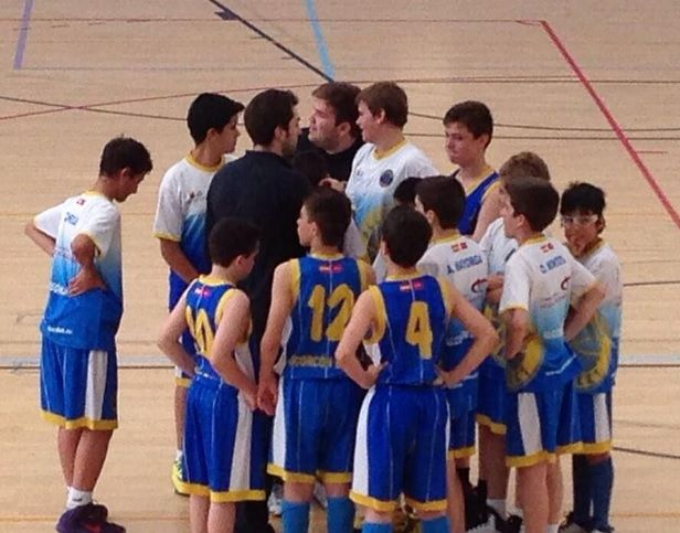 Alcorc N Basket Cr Nica Infantil Pref B Vs Estudio A