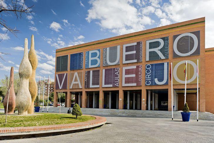 Centro cultural buero vallejo alcorcon awesome top ms de - Teatro buero vallejo alcorcon ...