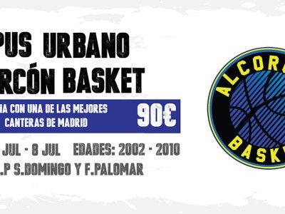 campus urbano alcorcón basket