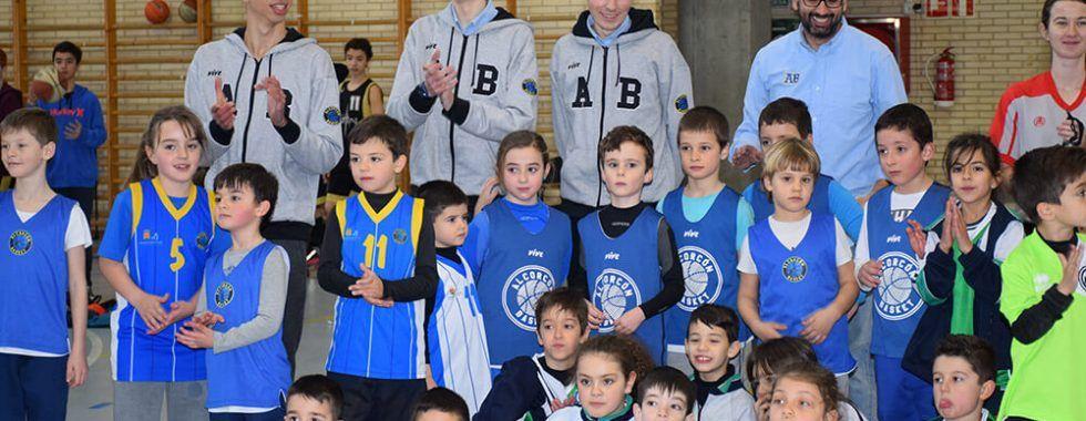 Torneo BabyBasket Veritas