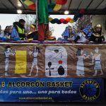 cabalgata reyes alcorcón basket