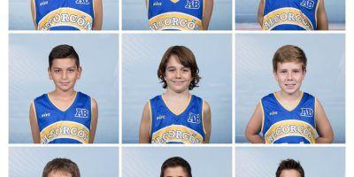 fotos oficiales alcorcón basket