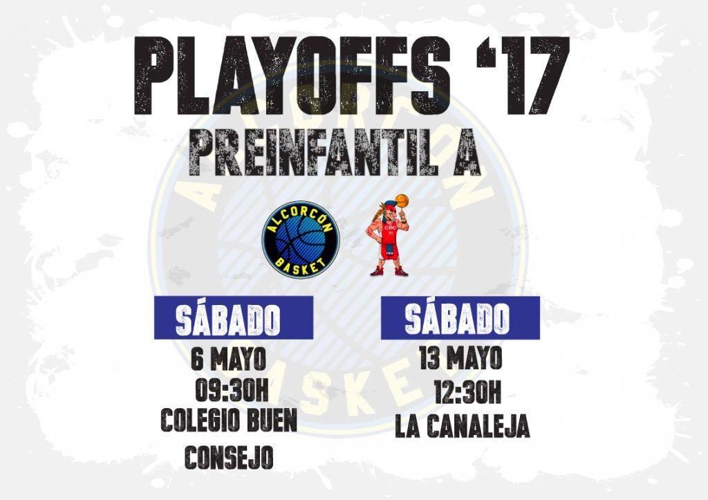 playoffs preinfantil A