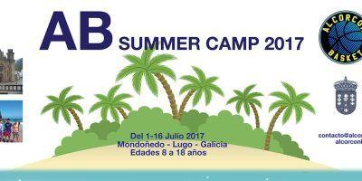 summer camp ab 2017