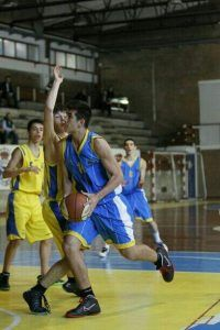 Iker Cruz Oraa alcorcon basket