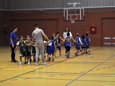 jornada Baby Basket Noviembre 2017