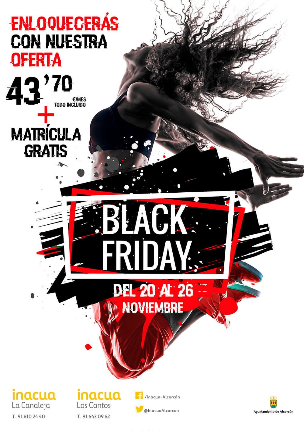 socios alcorcon basket black friday inacua