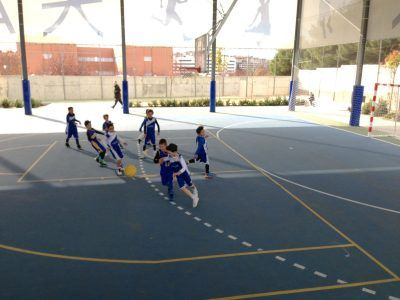 Benjamin local vs colegio andel