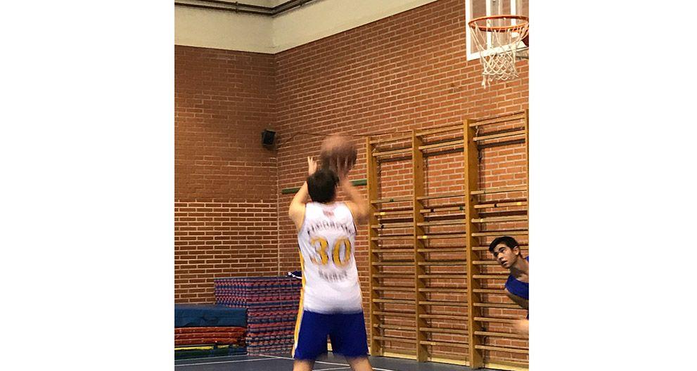 alcorcon basket cadete local