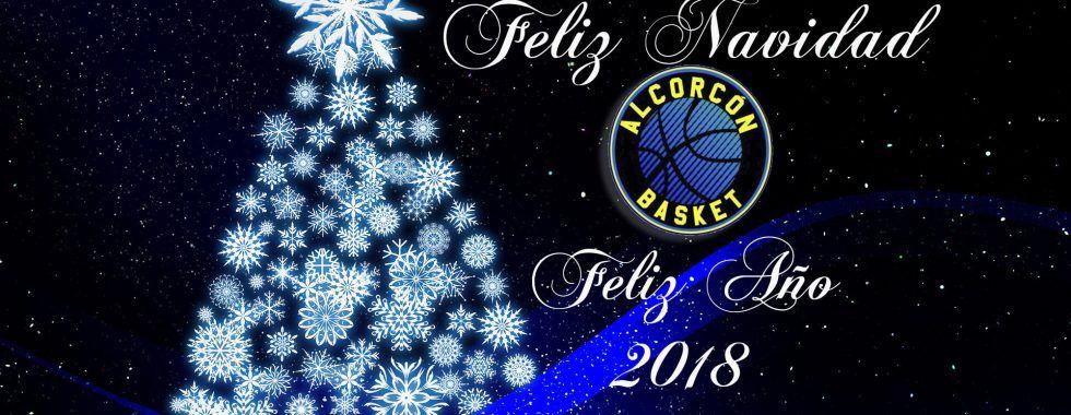 feliz Navidad y feliz año 2018 AB