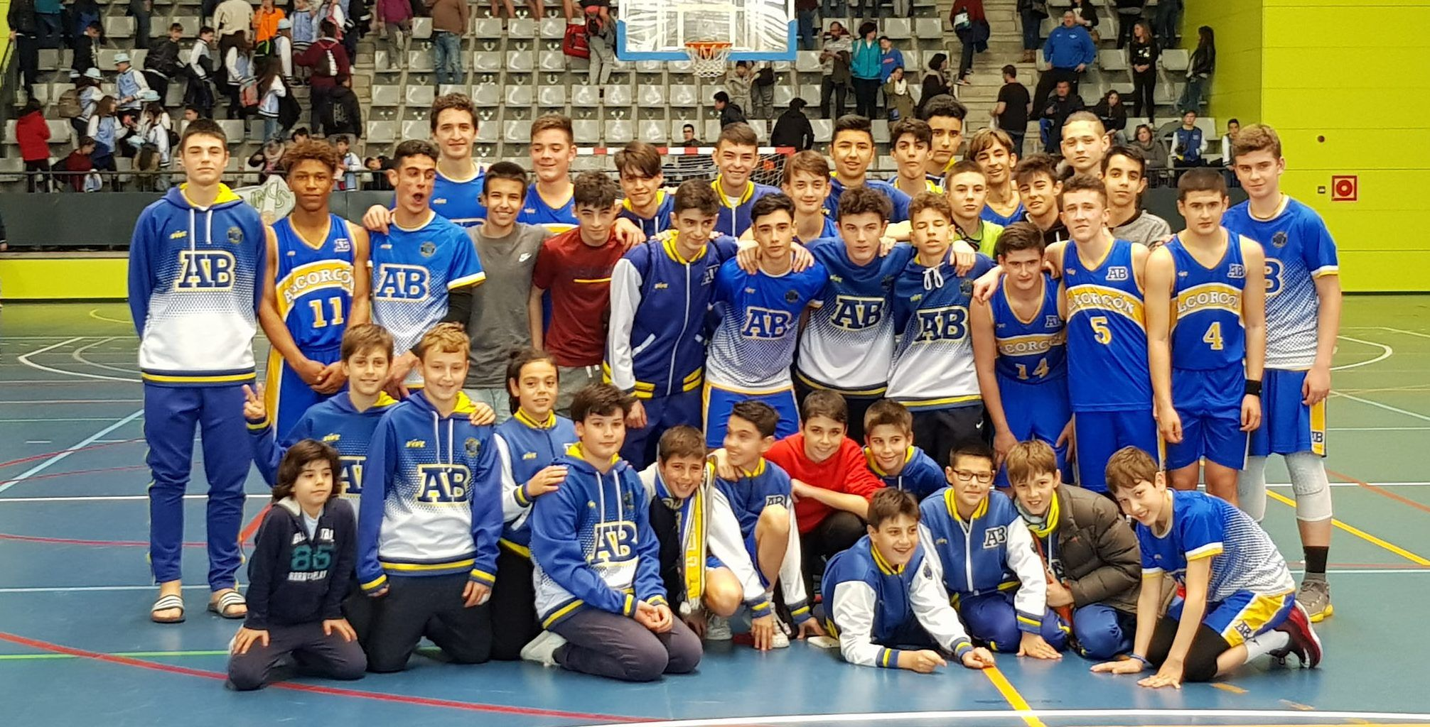 globasket 2018 alcorcon basket