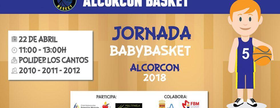 jornada babybasket 2018