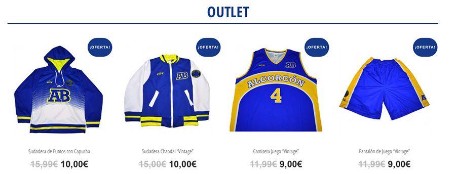 outlet tienda online