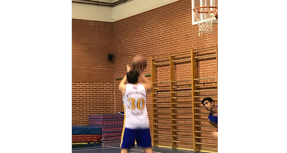 alcorcon basket cadete local