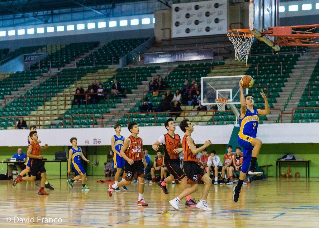 cadete b alcorcon basket
