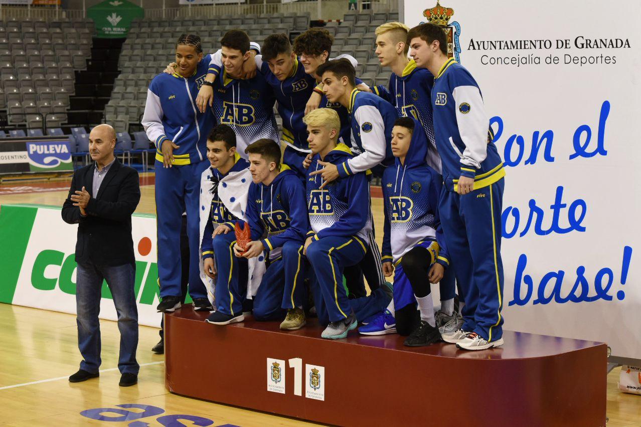 alcorcon basket torneo ciudad de granada