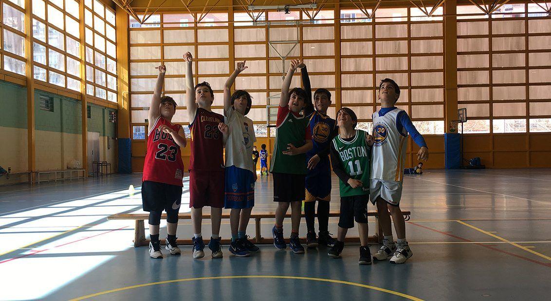 campus semana santa 2018 alcorcon basket