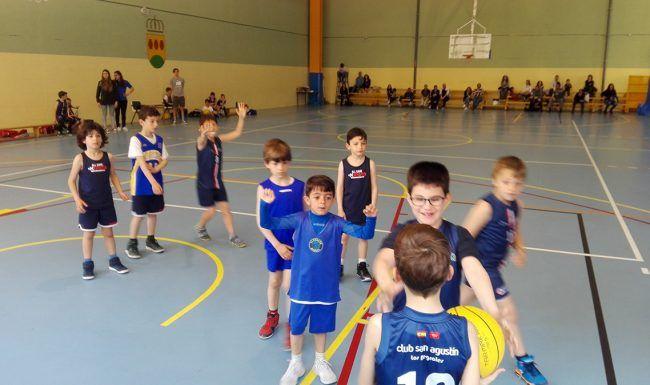 Jornada Babybasket
