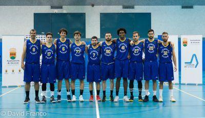 resumen 1ª Nacional Alcorcon Basket