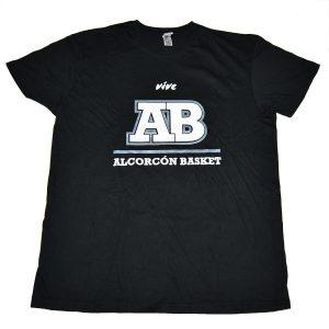 camiseta coach ab negra