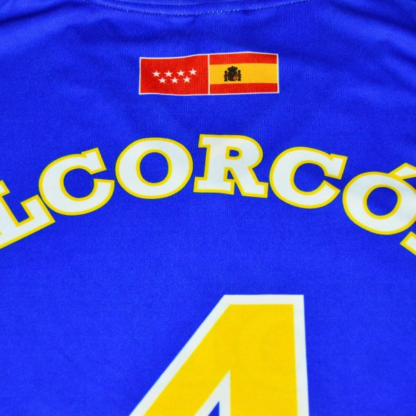camiseta juego ab azul