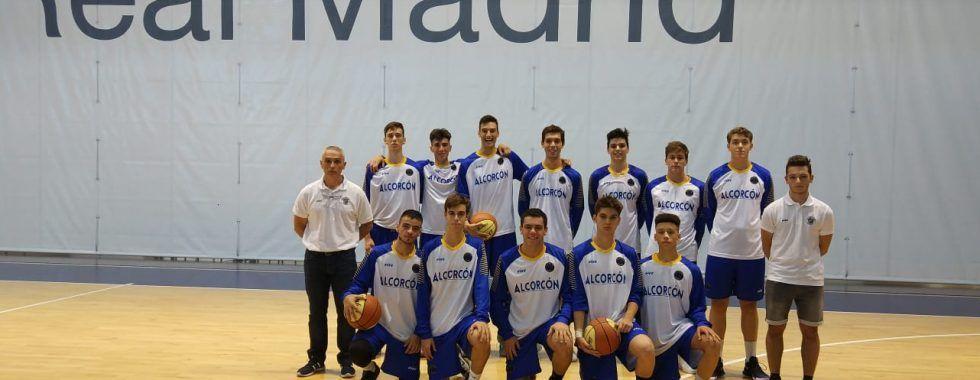 junior a alcorcon basket primera fase