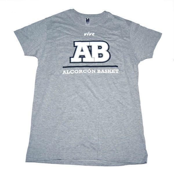 camiseta coach ab gris