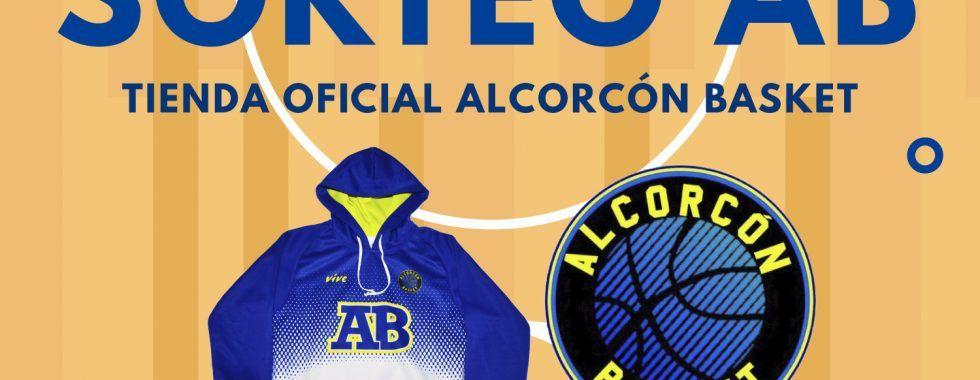 sorteo tienda oficial alcorcon basket