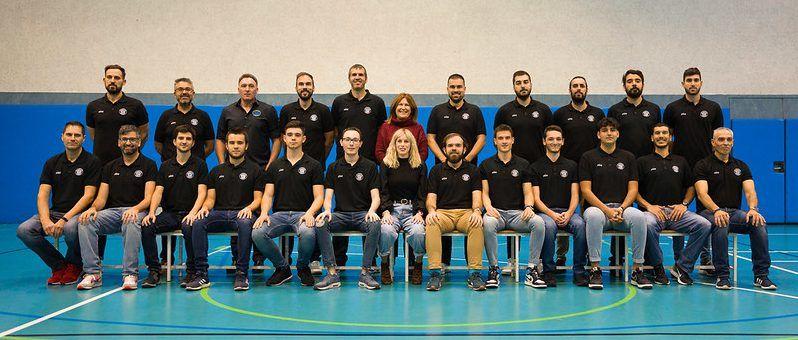 estructura club Alcorcón basket