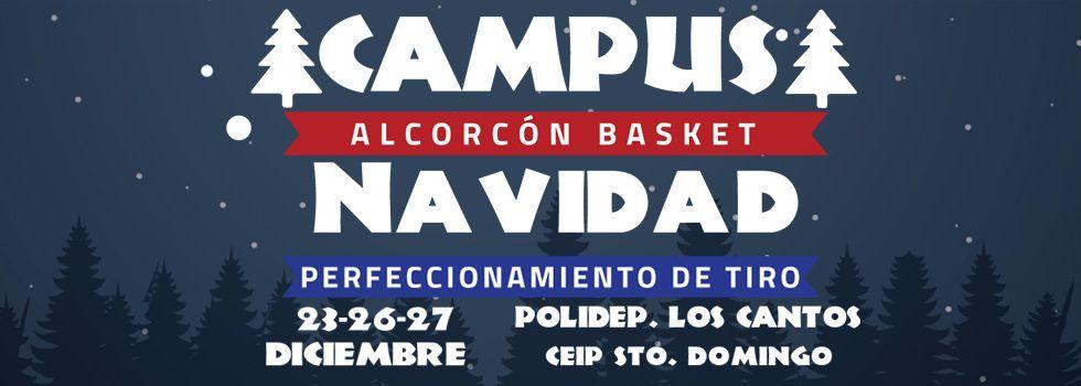 Campus Navidad Alcorcon Basket 2019