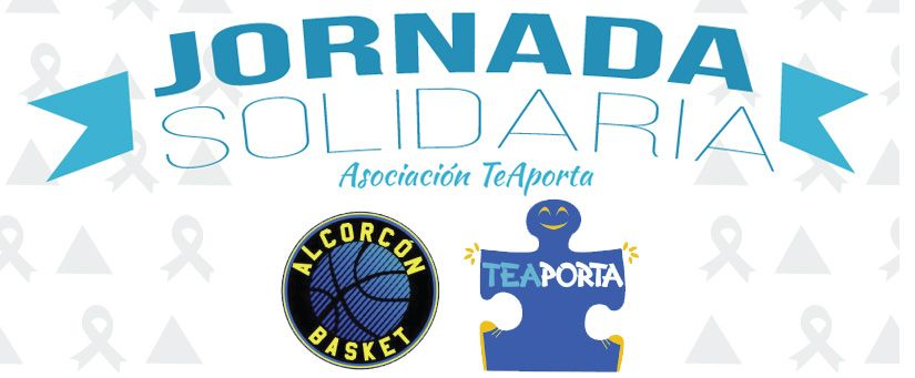 jornada solidaria alcorcon basket 2019