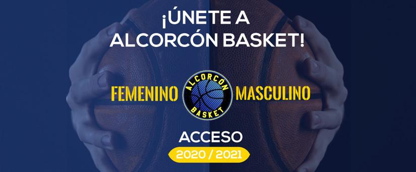 acceso alcorcon basket 2020