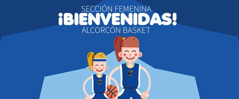 seccion femenina Alcorcon basket