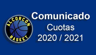 comunicado oficial cuotas 2020 2021